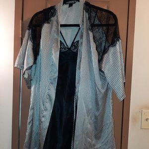Victoria Secret Nightgown/Robe Set ❤